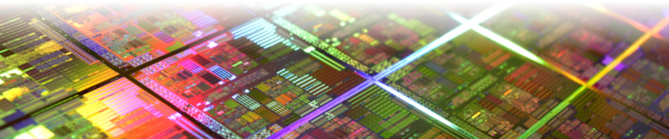 Image of a Silicon Chip